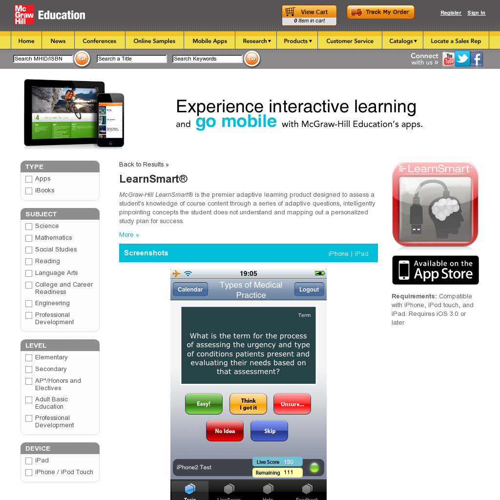 Align Assess Achieve Website S Eonline