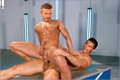 gay fakes beckham David