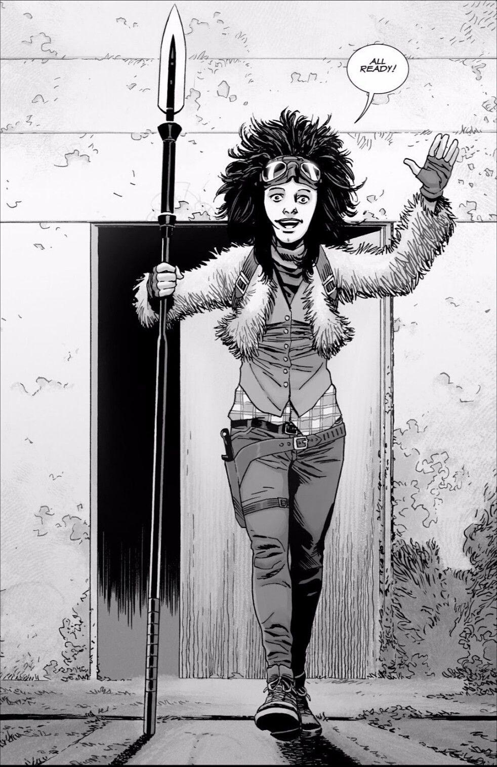 The Walking Dead Issue 140 Pdf