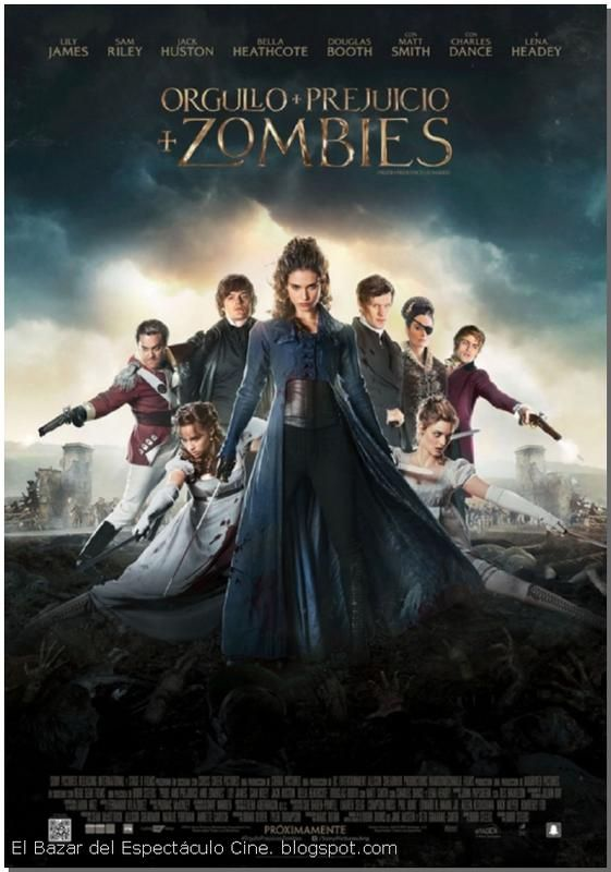 Zoolander No 2 Ladrillitopelis Pride And Prejudice And Zombies Pride And Prejudice Watch Pride And Prejudice
