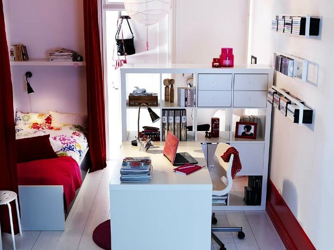 1000 images about chambre de rve on pinterest - Decoration Chambre Ado Fille Ikea