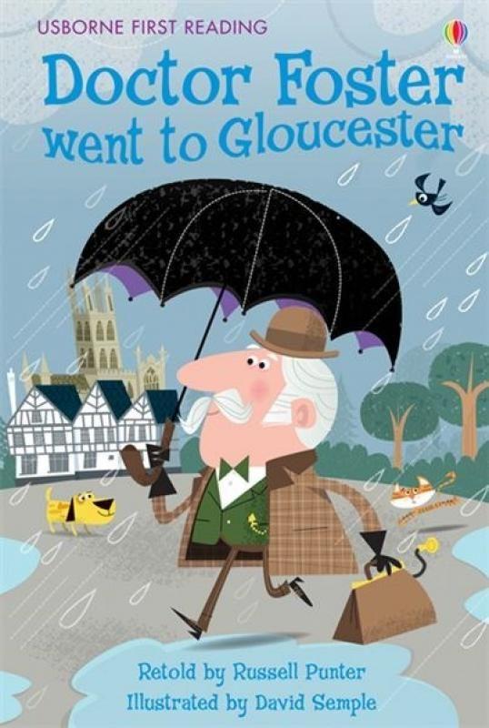 Le docteur Foster part en tournée. Mais partout où il va, le temps semble toujours lui causer des problèmes. Rejoignez-le sur sa tournée d'Angleterre, riche en événements, dans ce classique pour enfants.