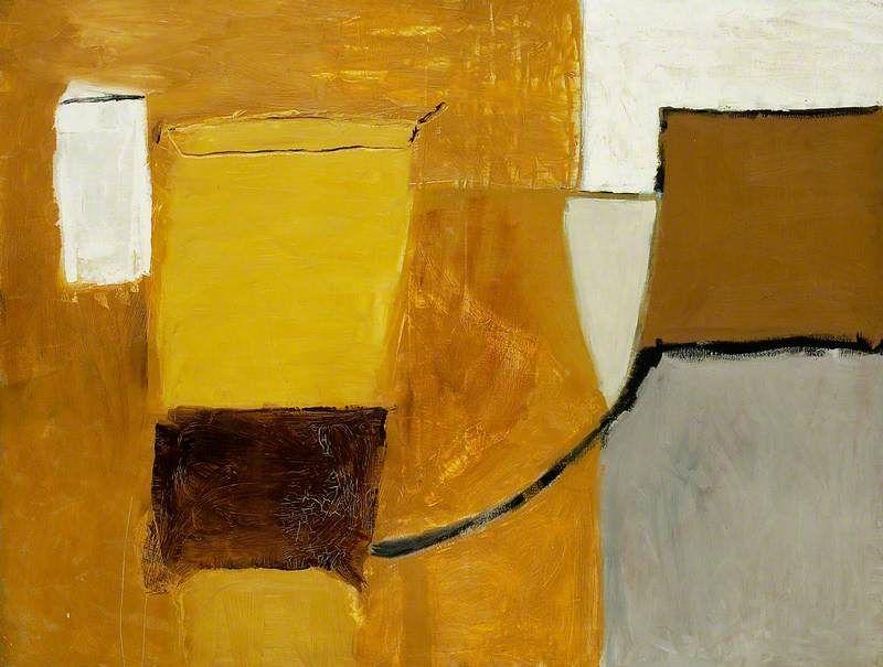 Abstract saturday roger hilton abstract abstract