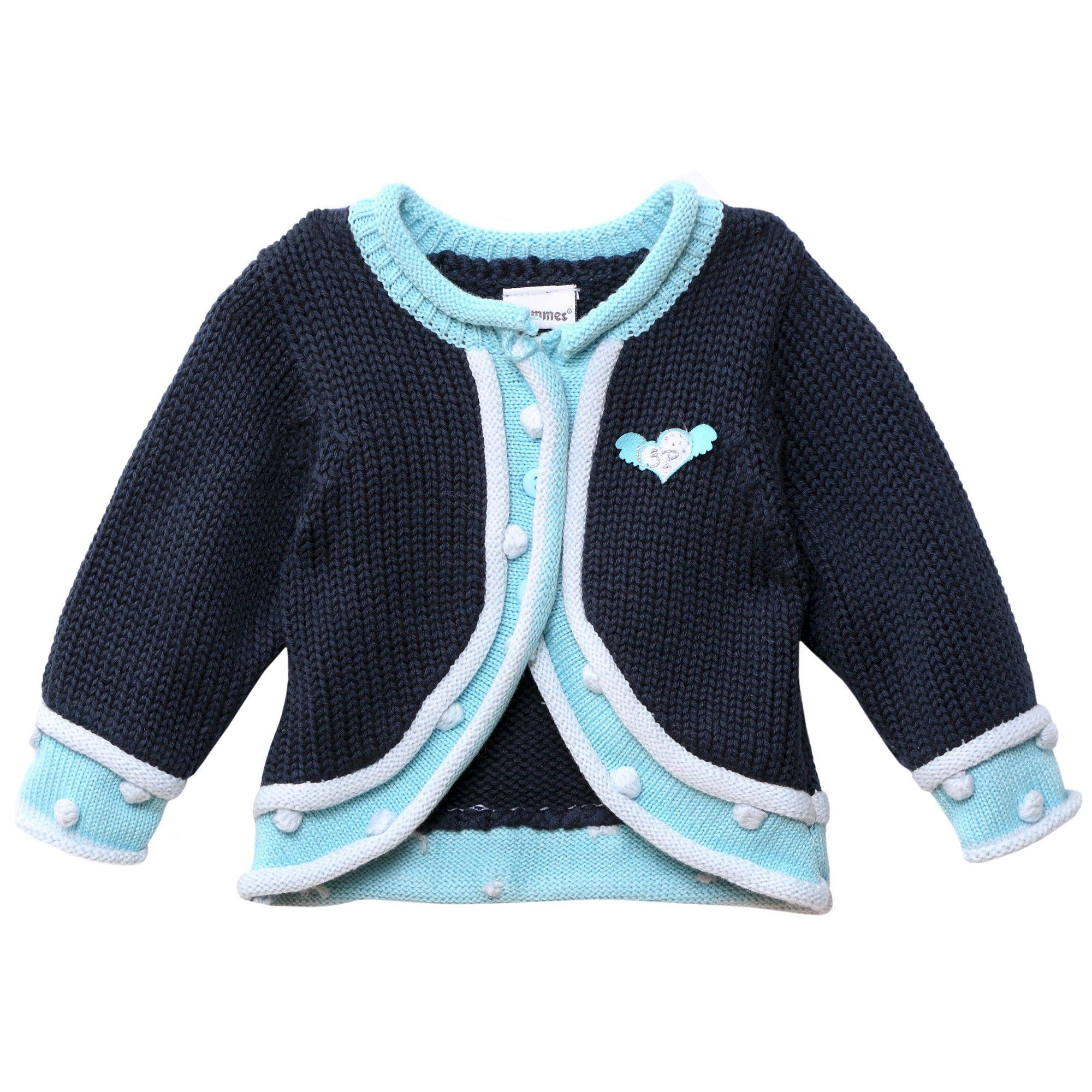 Cardigan Azul Marino