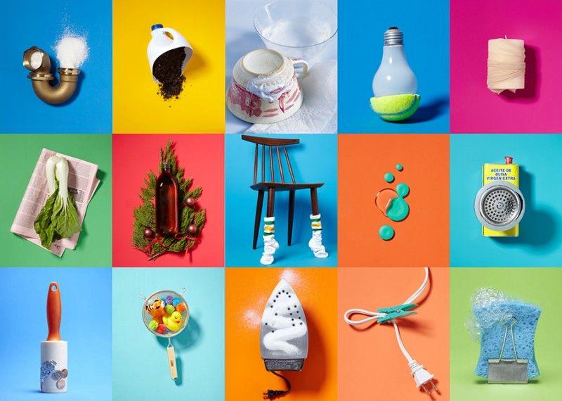 101 Truques surpreendentes para Limpeza Geral | SOS Solteiros