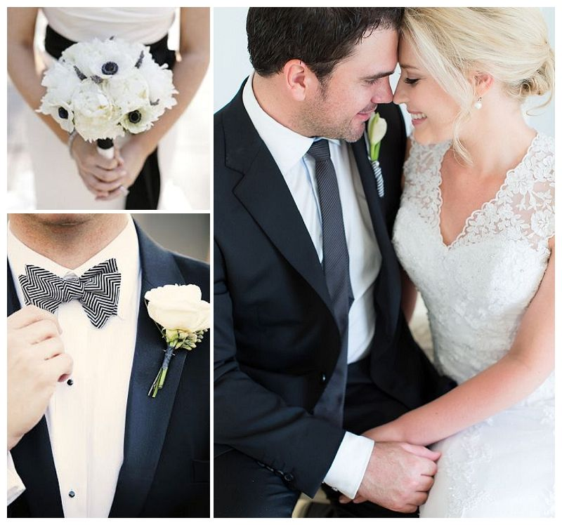 Monochrome Wedding Theme Pinterest Monochrome Weddings Wedding