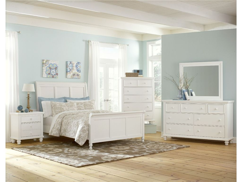 Vaughan-Bassett Bedroom Chest 624-115 - Woodley\'s Furniture ...