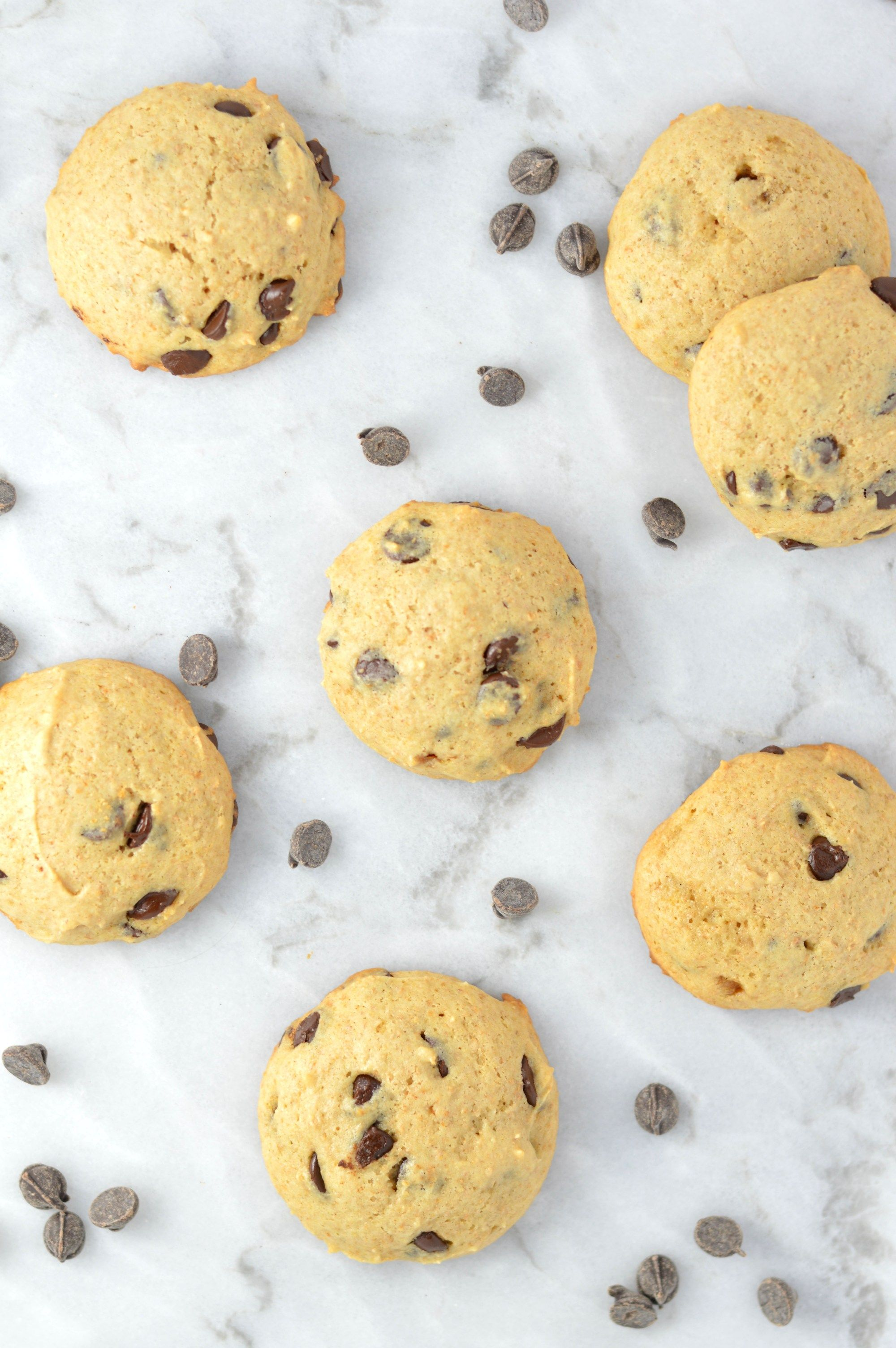 Sour Cream Chocolate Chip Cookies A Taste Of Madness Recipe Nut Free Desserts Chocolate Chip Cookies Favorite Dessert Recipes