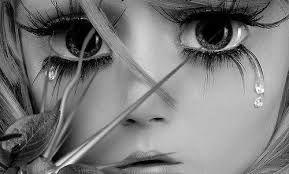 Llorar Por Amor Buscar Con Google Cara Llorando Ojos Tristes
