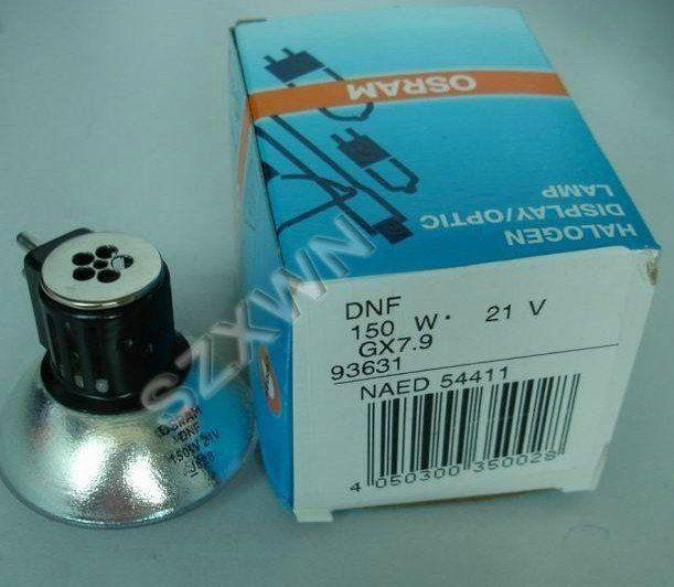Osram Dnf 21v150w Gx7 9 93631 Halogen Optic Lamp Pentax Light Source 21v 150w Lamp Dhl Free Shipping Affiliate Light Bulbs 150w Bulb