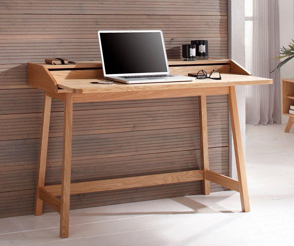 Schreibtische Aus Massivholz Als PC Tisch, Für Das Kinderzimmer Oder Büro ✓  Weiß, Vintage U0026 Landhausstil ✓ Gratis Lieferung Ab 50 U20ac