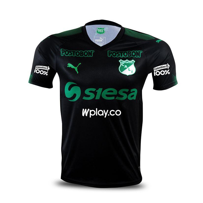 Camiseta Puma Oficial Negra Deportivo Cali 2019 Mens Tops Mens Tshirts Mens Graphic Tshirt