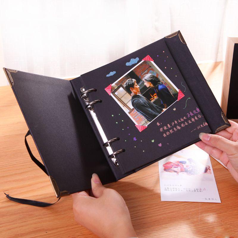 Great Diy Photo Album Ideas   Yıldönümü fikirleri ...