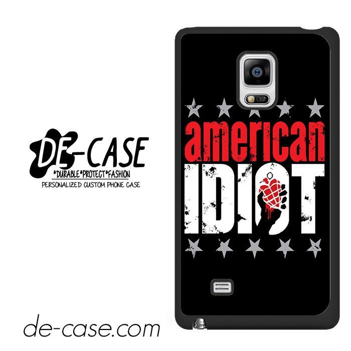 Green Day American Idiot Cover DEAL-4854 Samsung Phonecase Cover For Samsung Galaxy Note Edge