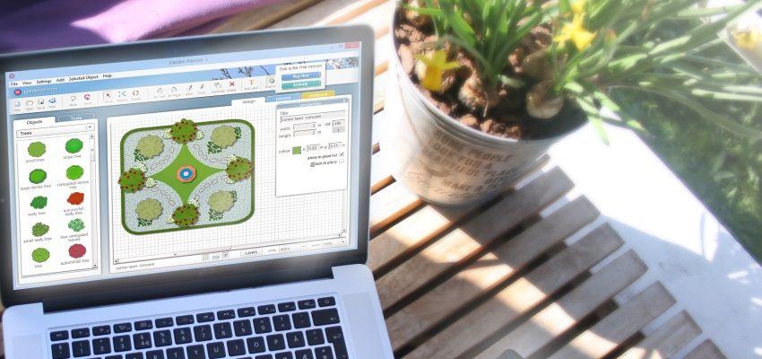 Kostenlose Gartenplaner Software Und Apps Planer Gartenplanung Garten