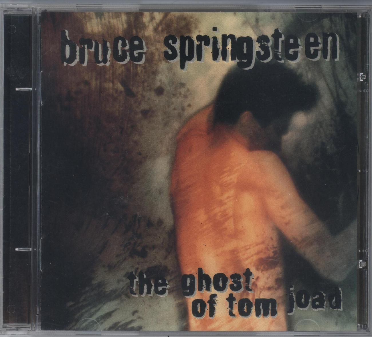 BRUCE SPRINGSTEEN CD The Ghost of Tom Joad