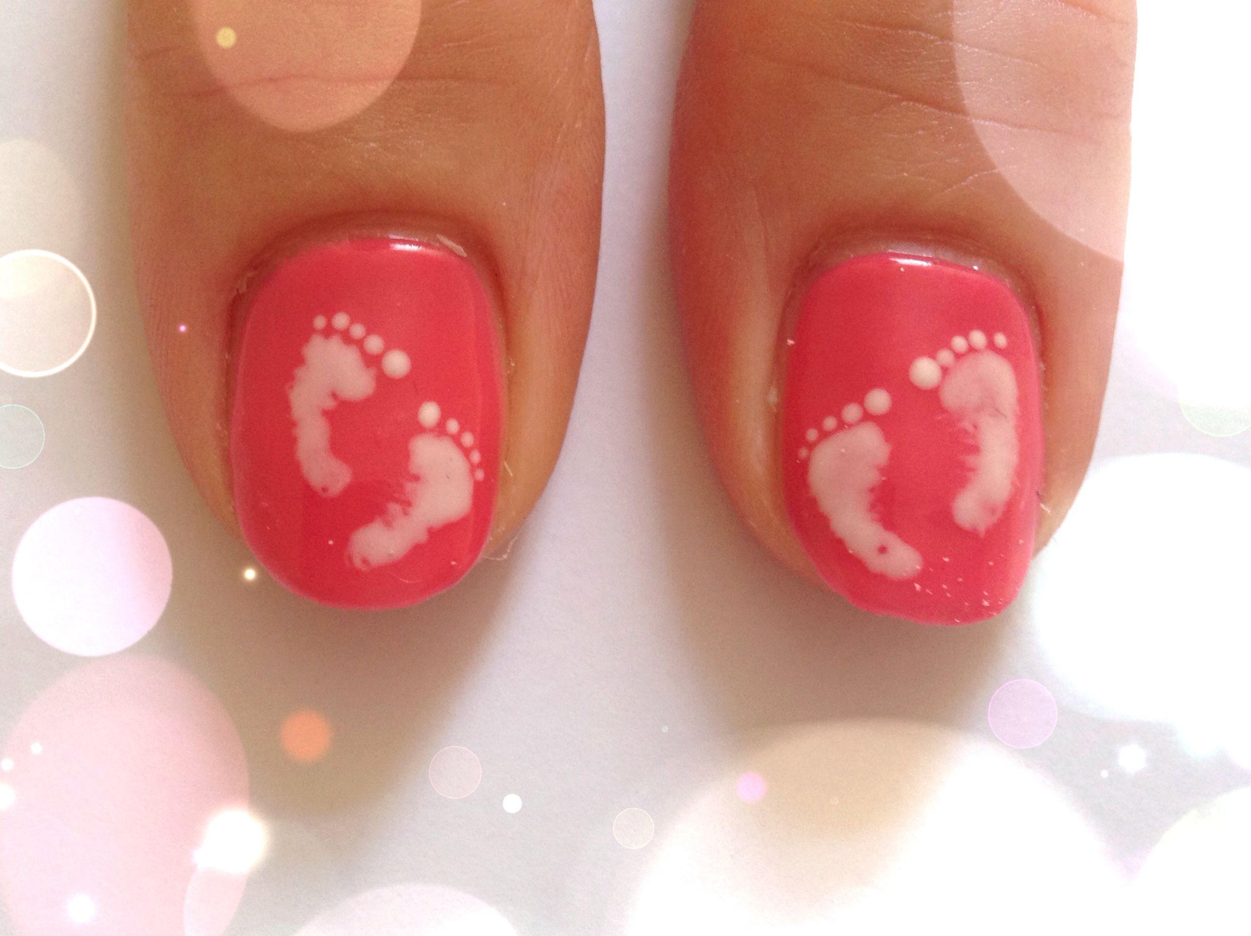Baby Feet Nail Art Nails Time Hair And