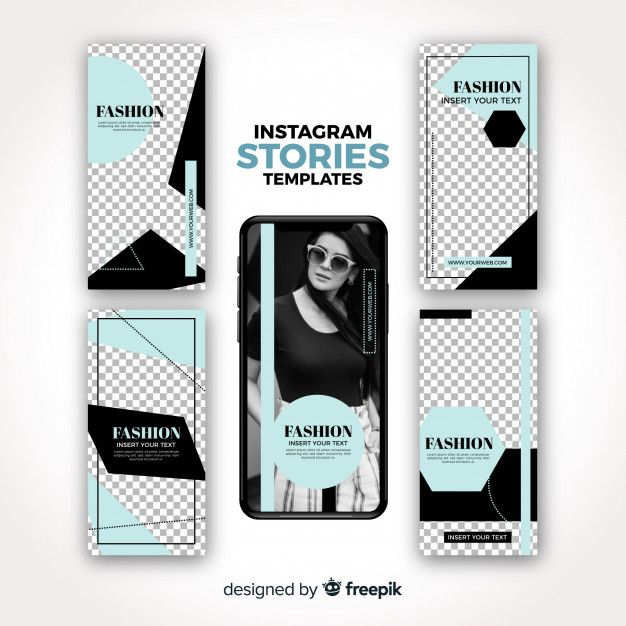 Download Instagram Stories Templates For Free