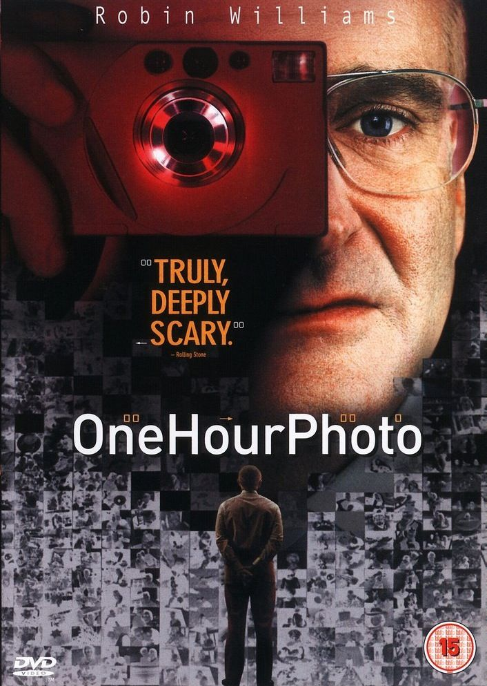 One Hour Photo with Robin Williams, Connie Nielsen