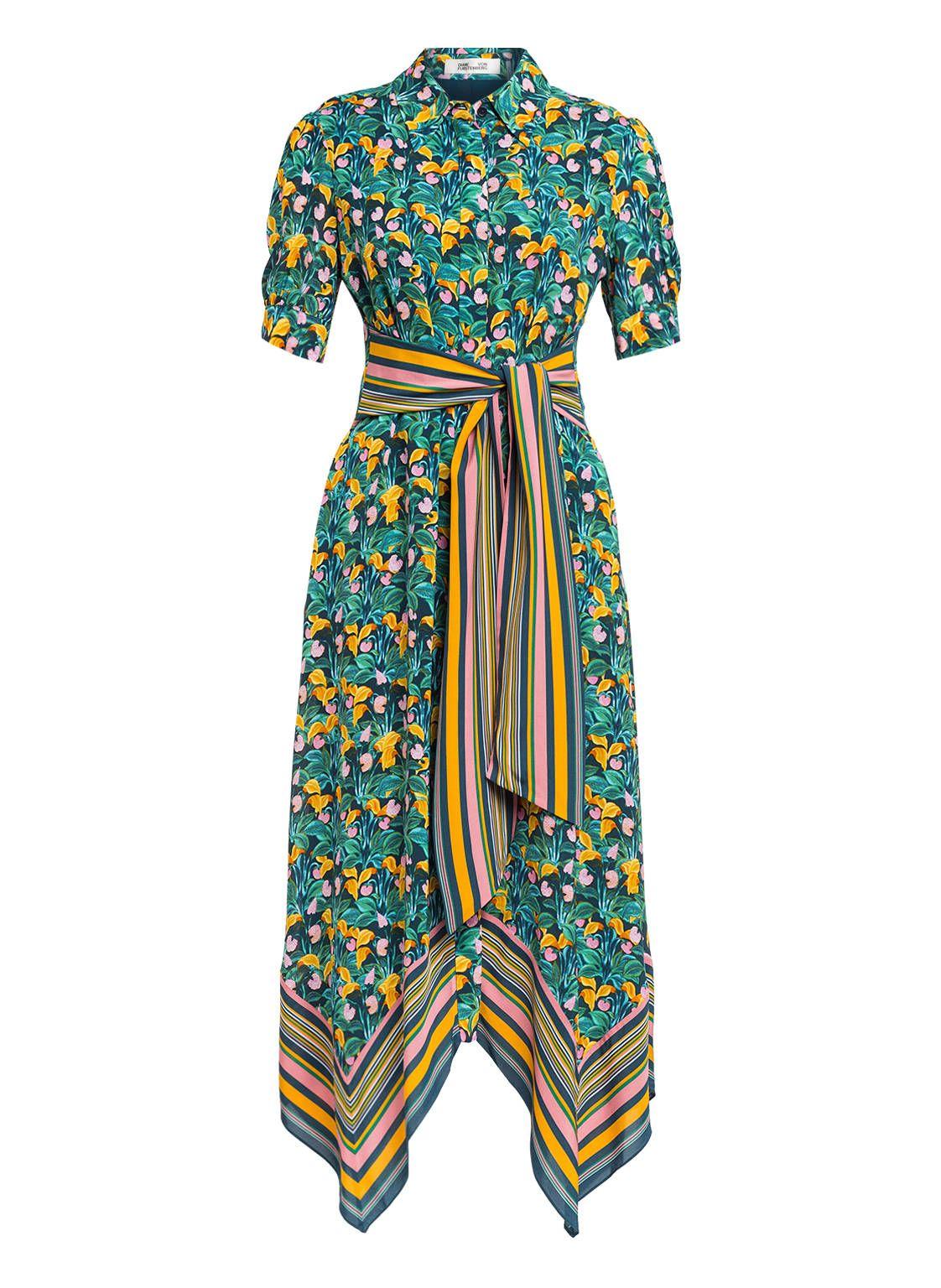Diane Von Furstenberg Hemdblusenkleid Kendyl   Hemdblusenkleid ...