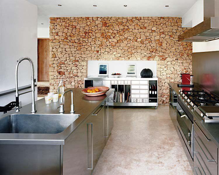 La arquitectura ibicenca de Jaime Serra | Arquitectura, Cocina ...
