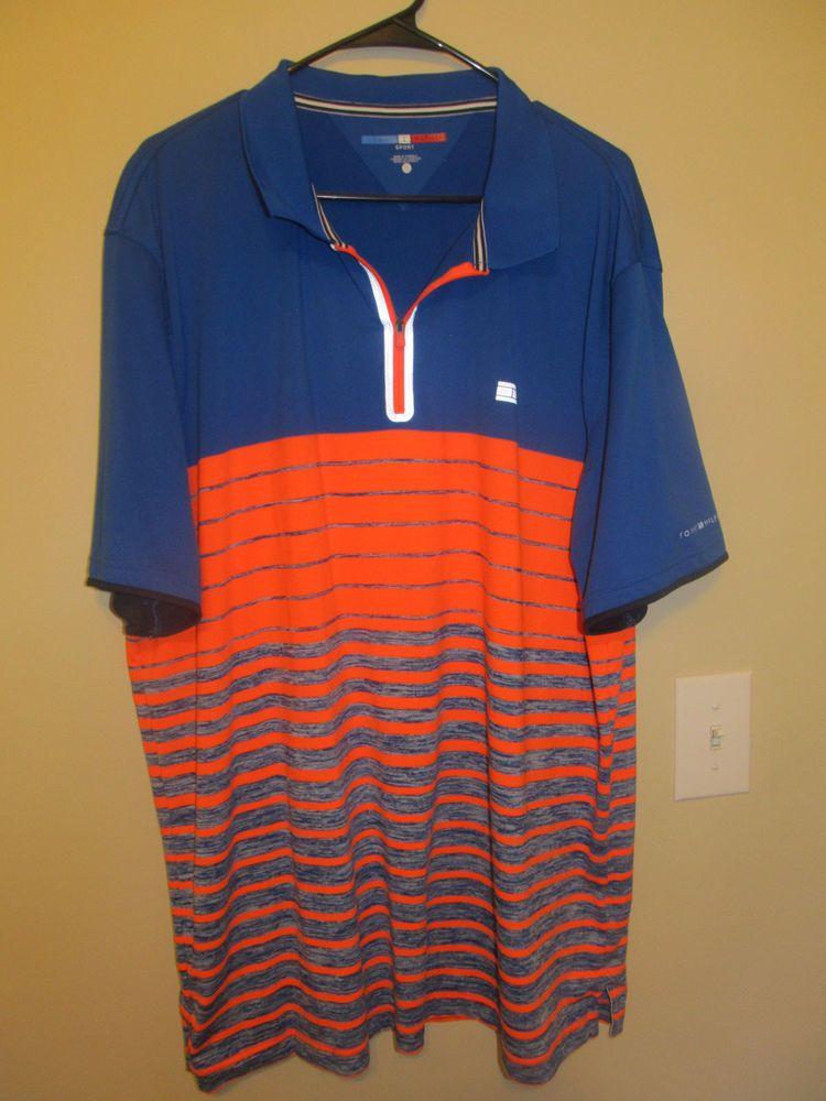 Tommy Hilfiger Sport Golf / polo shirt Adult 2XL