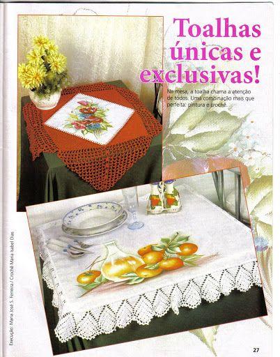 Faça já pintura em tecido nº 11 - Thaise Fernandes - Álbuns da web do Picasa