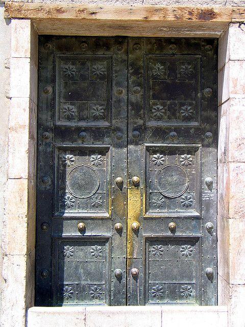 Door of the Uamyyad Mosque Damascus | por Rambling Badger & Door of the Uamyyad Mosque Damascus | Damascus pezcame.com