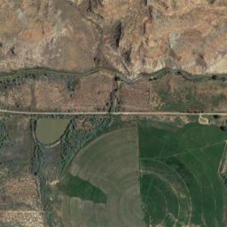 Skinwalker Ranch Utah Map.Skinwalker Ranch Google Maps According To Local Legend