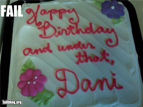 Untitled Epic Cake Fails Walmart Cakes Cake Writing