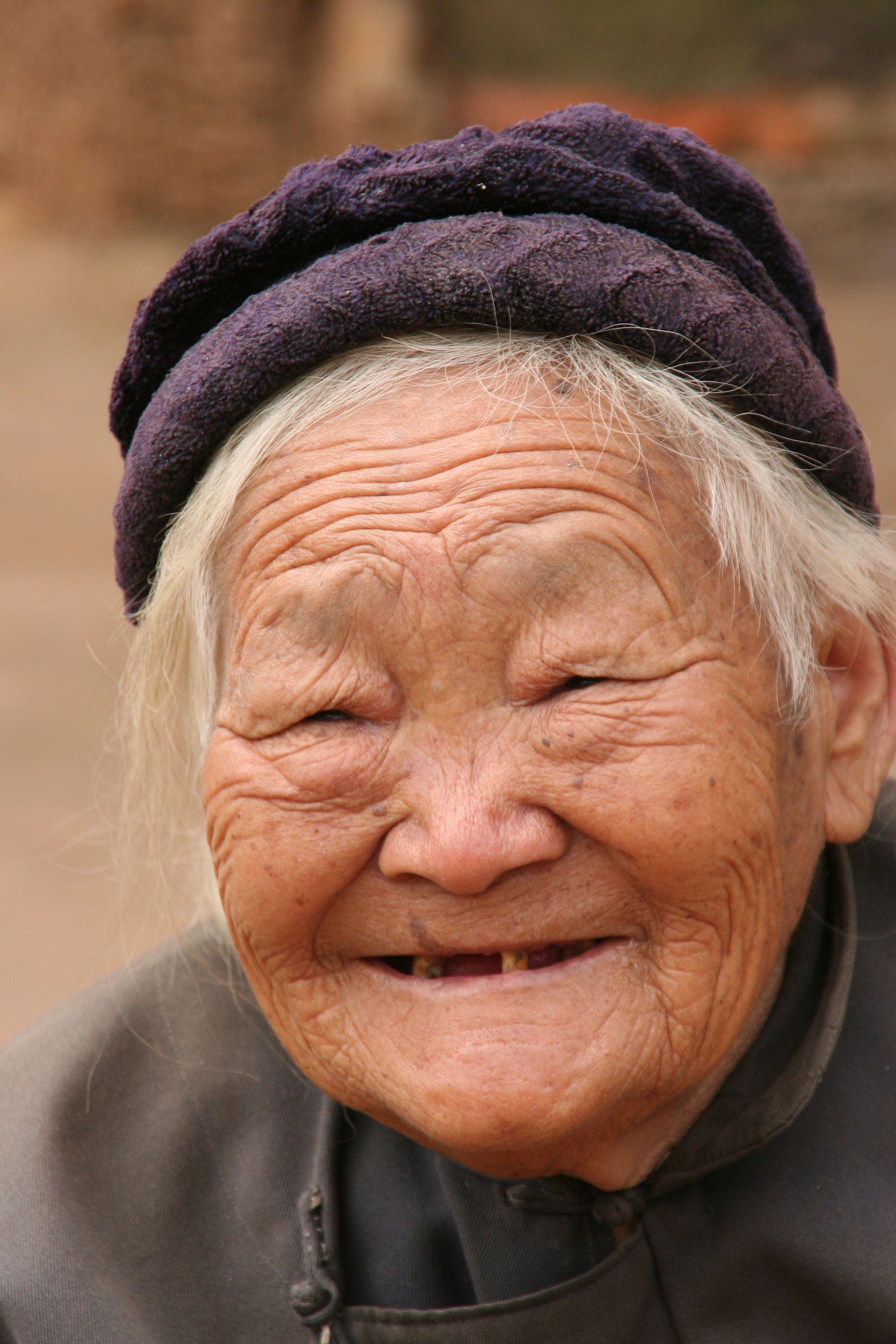 China Putzehei - portrait old Chinese woman | Photos, China and ...