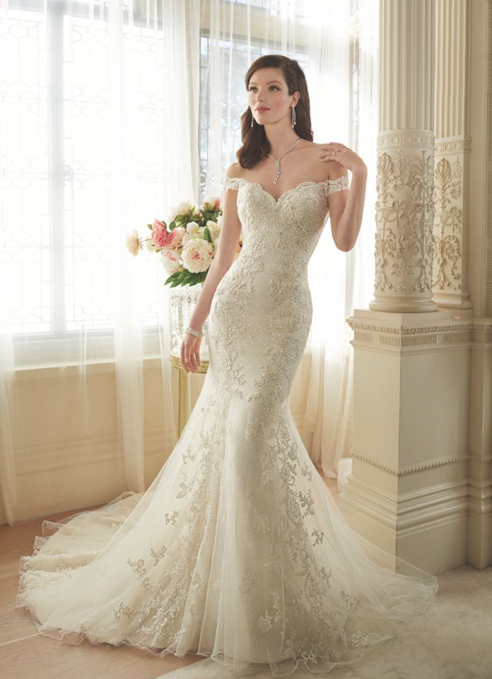 Sophia Tolli   One & Only Bridal Boutique   Pinterest
