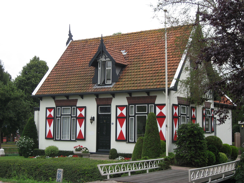 Brick houses netherlands