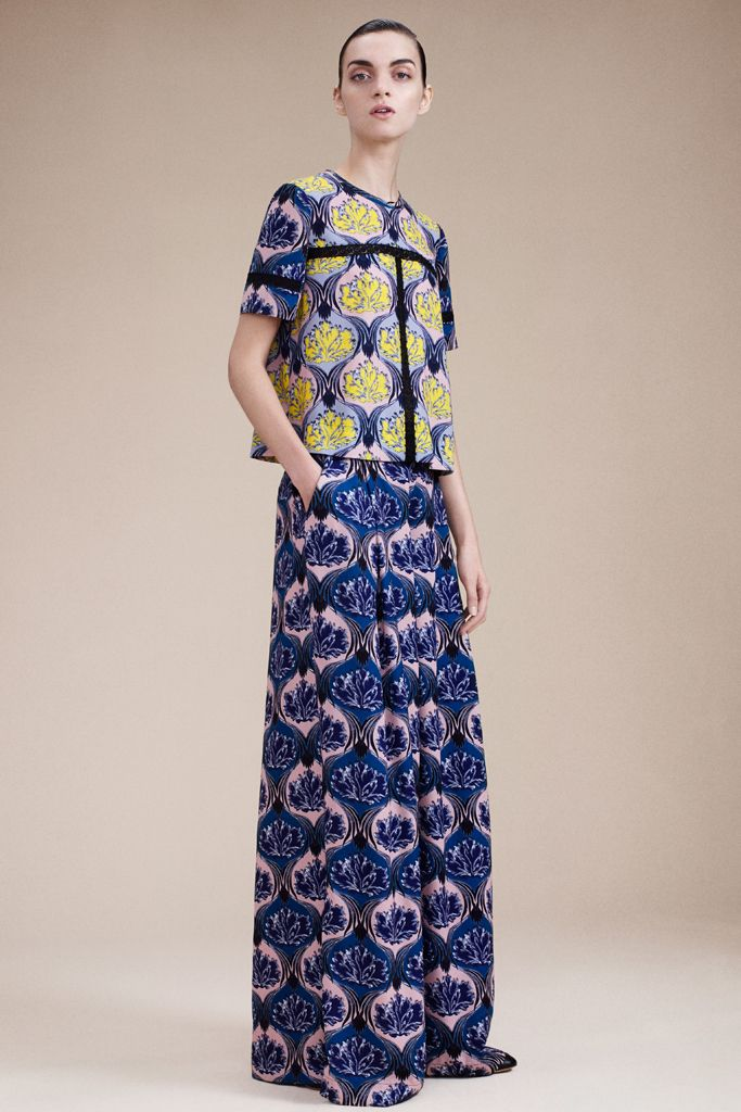 Yigal Azrouel Resort 2016 [Courtesy Photo]