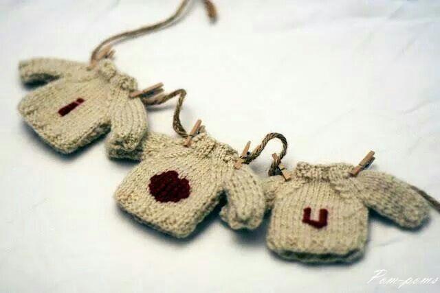 Mini suéter
