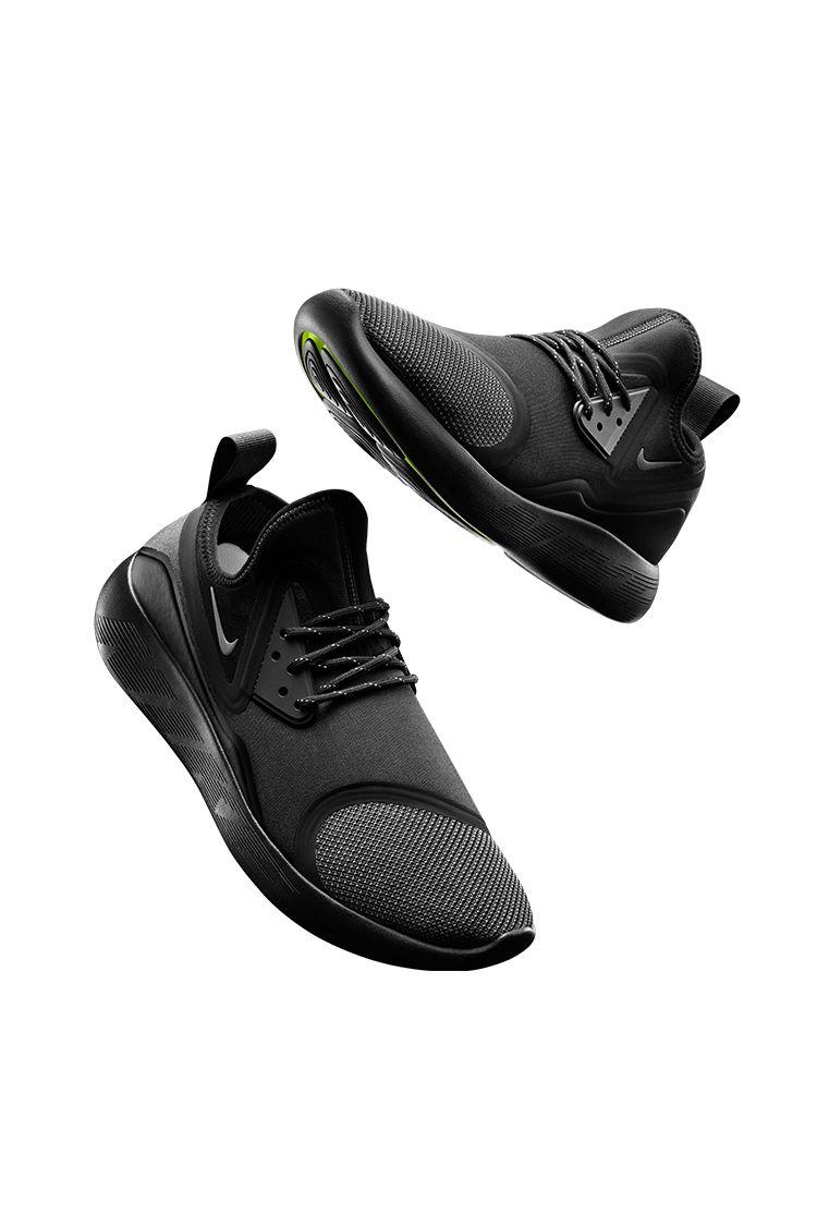 Nike Free Shoes. LUNARCHARGE ESSENTIAL Triple Black d50a4fbaa