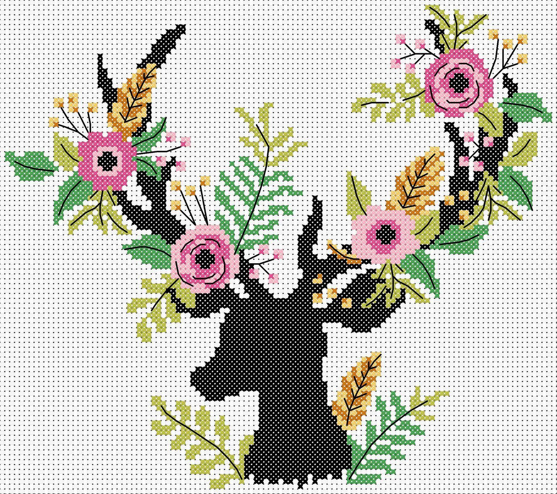 dmc cross stitch patterns free download pdf