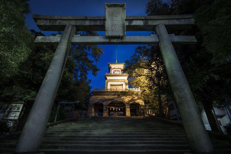 風景如畫:日本旅遊的另類選擇﹣金澤!