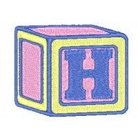 Baby Block H