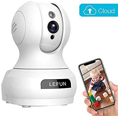 Baby Monitor, Lefun Wireless IP Security Camera Nanny Baby