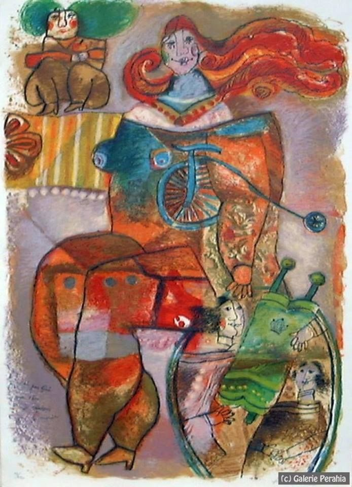 Je N Ai Pas Fini : Théo, TOBIASSE, Rêve., Jewish, Artists,, French