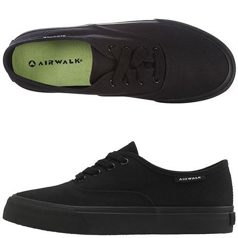 ac4f42b115ee Black sneakers I have these they go with everything Black Vans