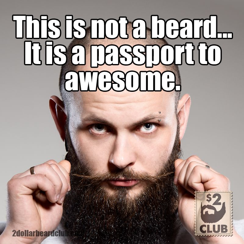Join now and have beard oil delivered  sc 1 st  Pinterest & Sir can we see your passport please. Join now and have beard oil ... pezcame.com