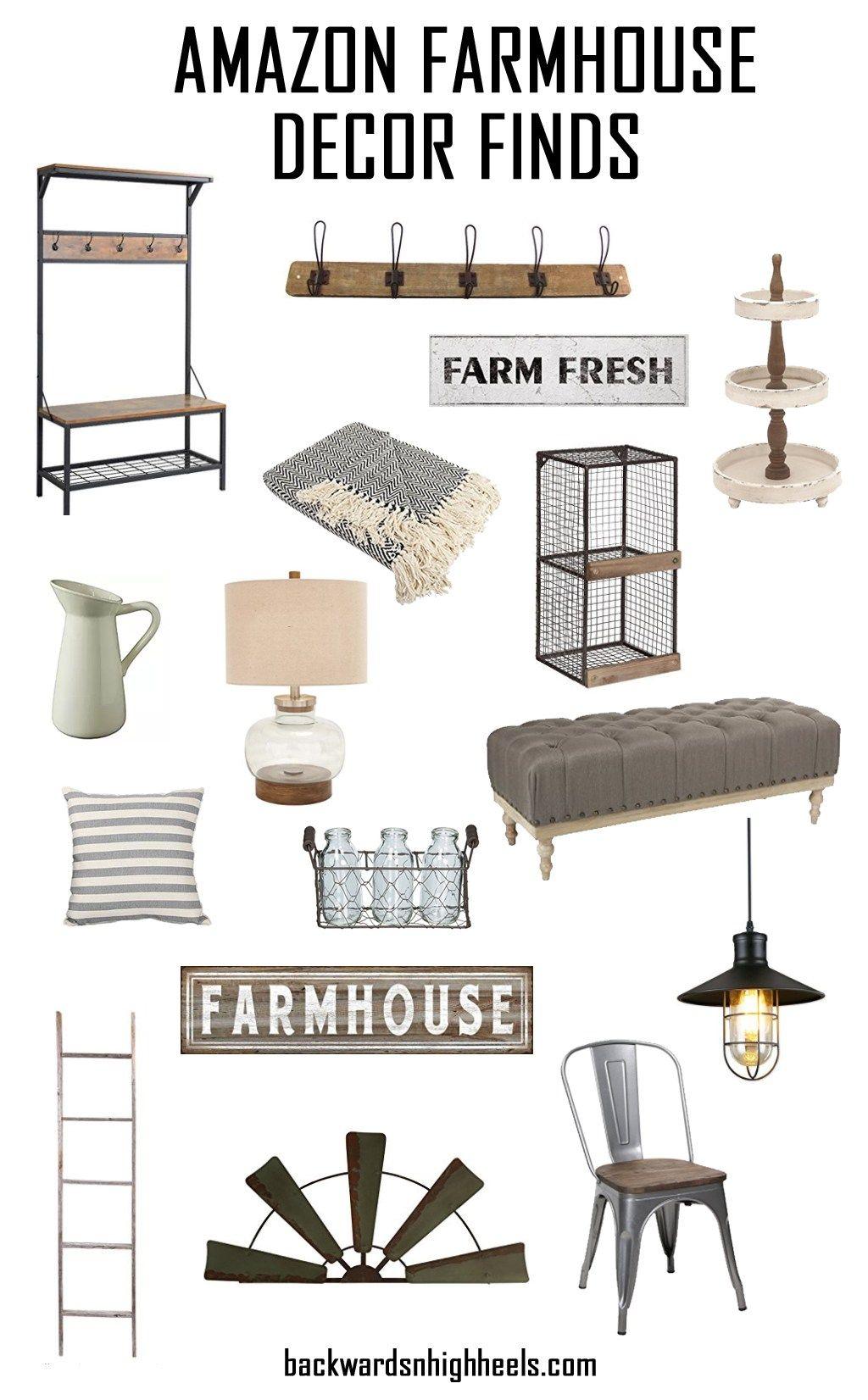 Photo of Amazon Farmhouse Decor Finds – Farmhouse Decor on Amazon – Farmhouse Design