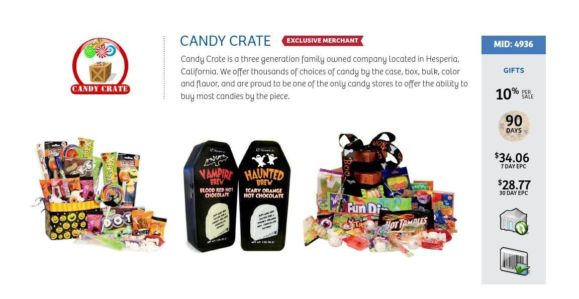 ShareASale 2014 Fall Catalog - halloween catalog