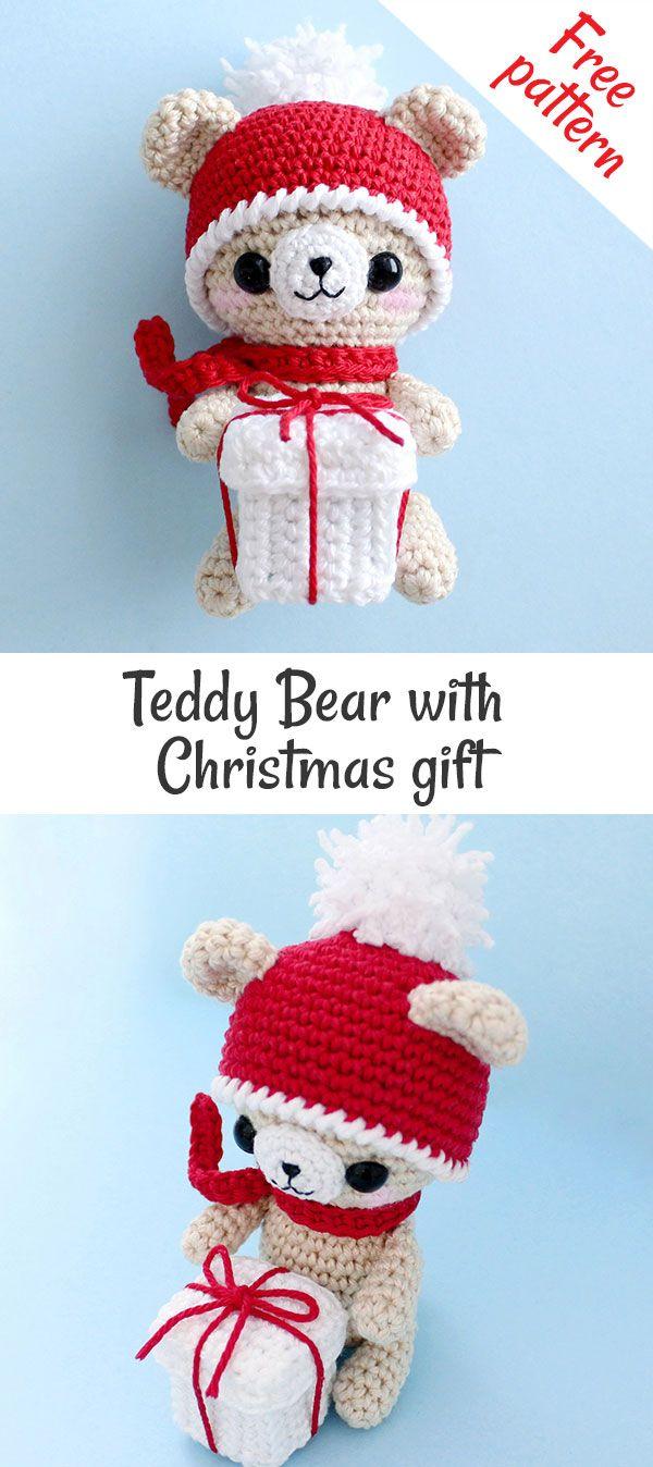 Free Christmas crochet pattern | Free amigurumi patterns - Amigurumi ...