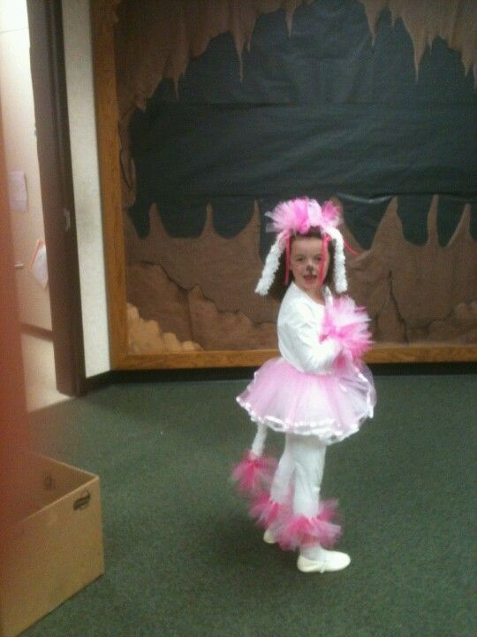 Poodle costume for school musical  sc 1 st  Pinterest & Poodle costume for school musical   kids   Pinterest   Poodle ...