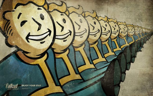 Fallout 4 Patch 1 2 Prevents Use Of Mods Fixes Included Fallout Wallpaper Fallout New Vegas Vault Boy
