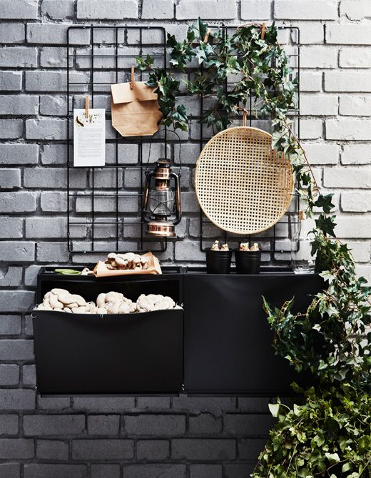 ikea deutschland trones braucht aufgrund geringer tiefe wenig platz und ist praktisch f r. Black Bedroom Furniture Sets. Home Design Ideas