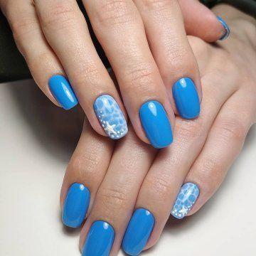 78 beach nail art designs 2019  ocean sea themed nails